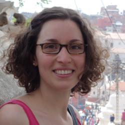 Profilbild - Sarah Hoheisel