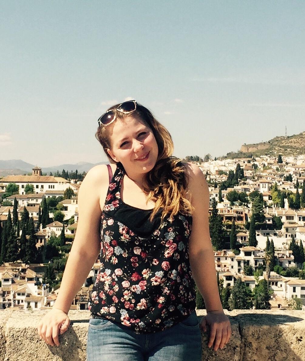 Profilbild - Rebecca Nuszbaum