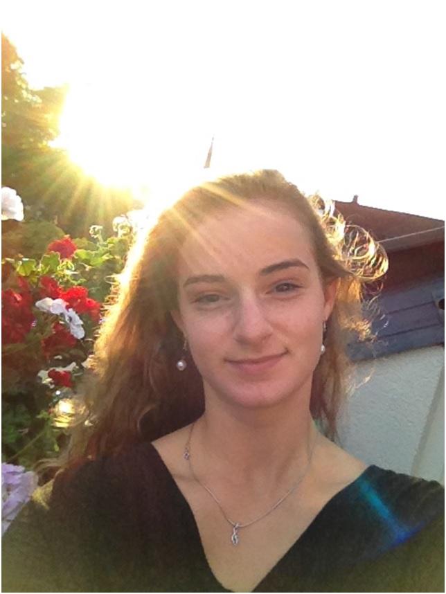 Profilbild - Antonia Welker
